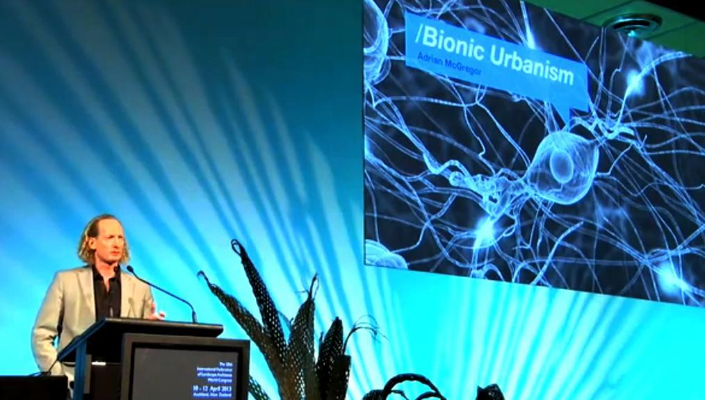 IFLA50 Keynote Auckland