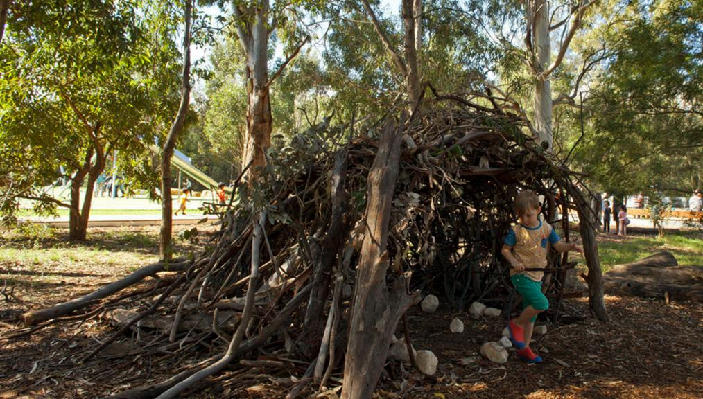 New nature-based playground opens at Parramatta Park