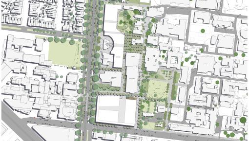 Biomedical Precinct, Design Framework Launched