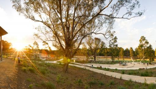 Lizard Log voted NSW best playground