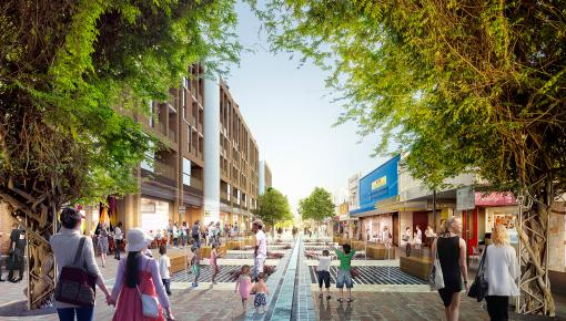 CBD Revitalisation for Eastwood