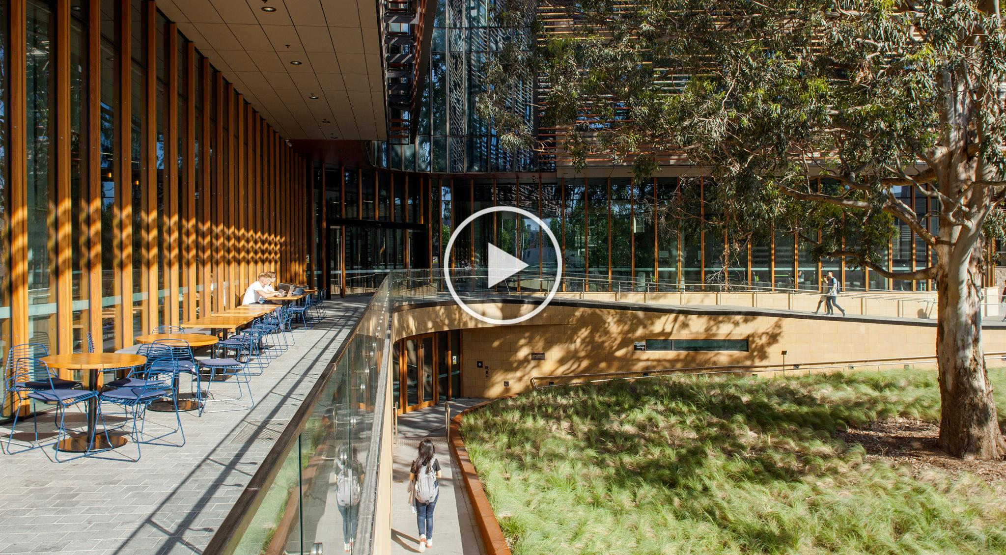 Abercrombie Precinct AIA Commendation