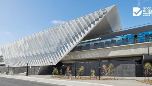 Reservoir Station wins national Good Design Award