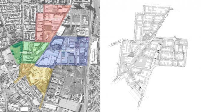 Green Square Public Domain Plans