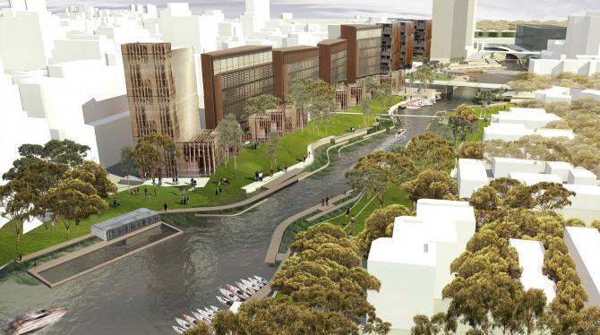Parramatta River Vision Plan