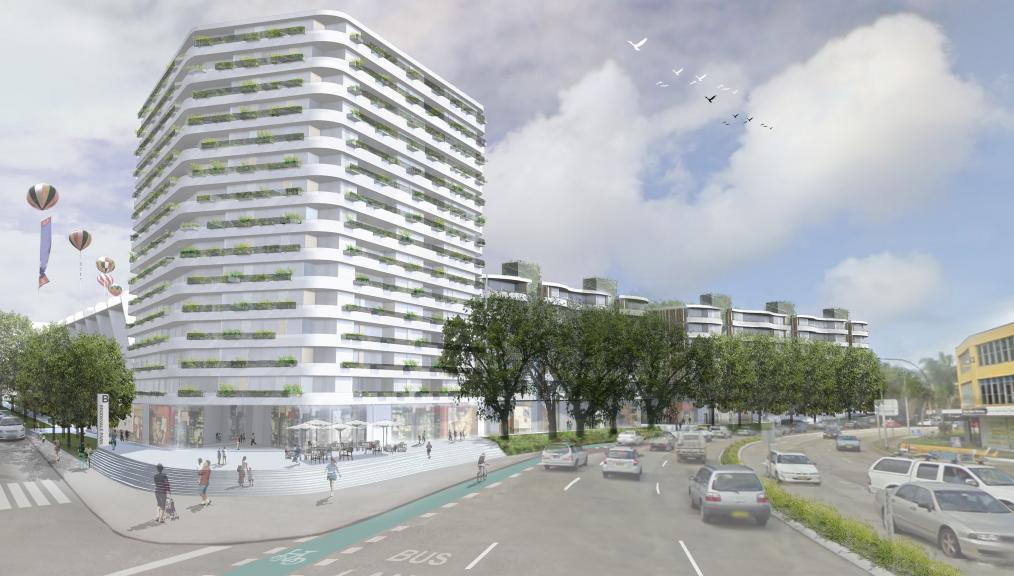 Brookvale Park Master Plan