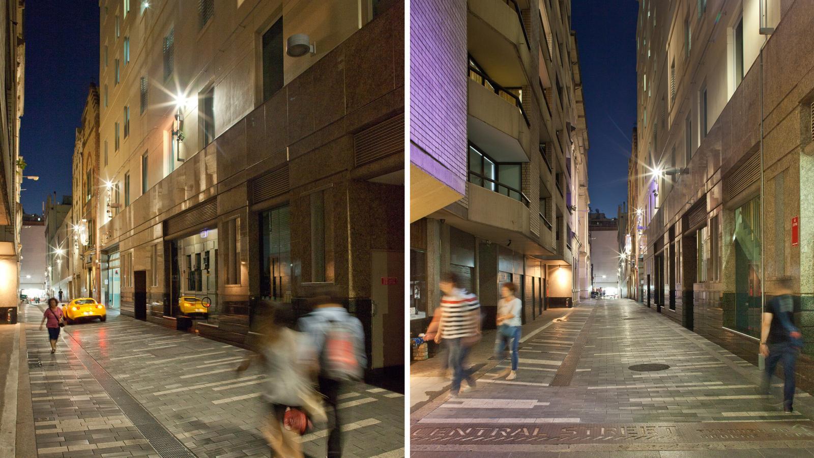 George St Laneways Photo 2