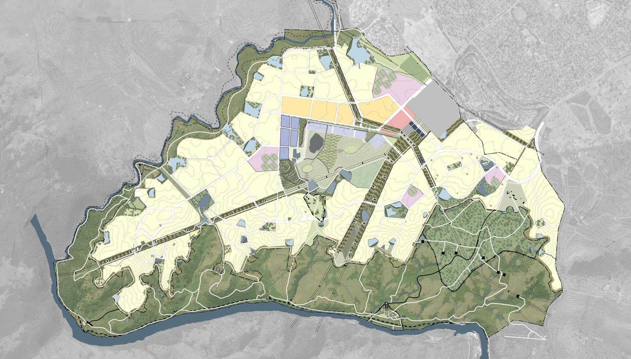 West Belconnen Open Space Strategy