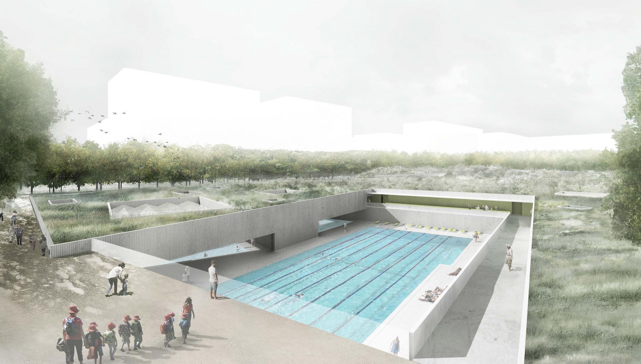 Gunyama Park Aquatic Centre
