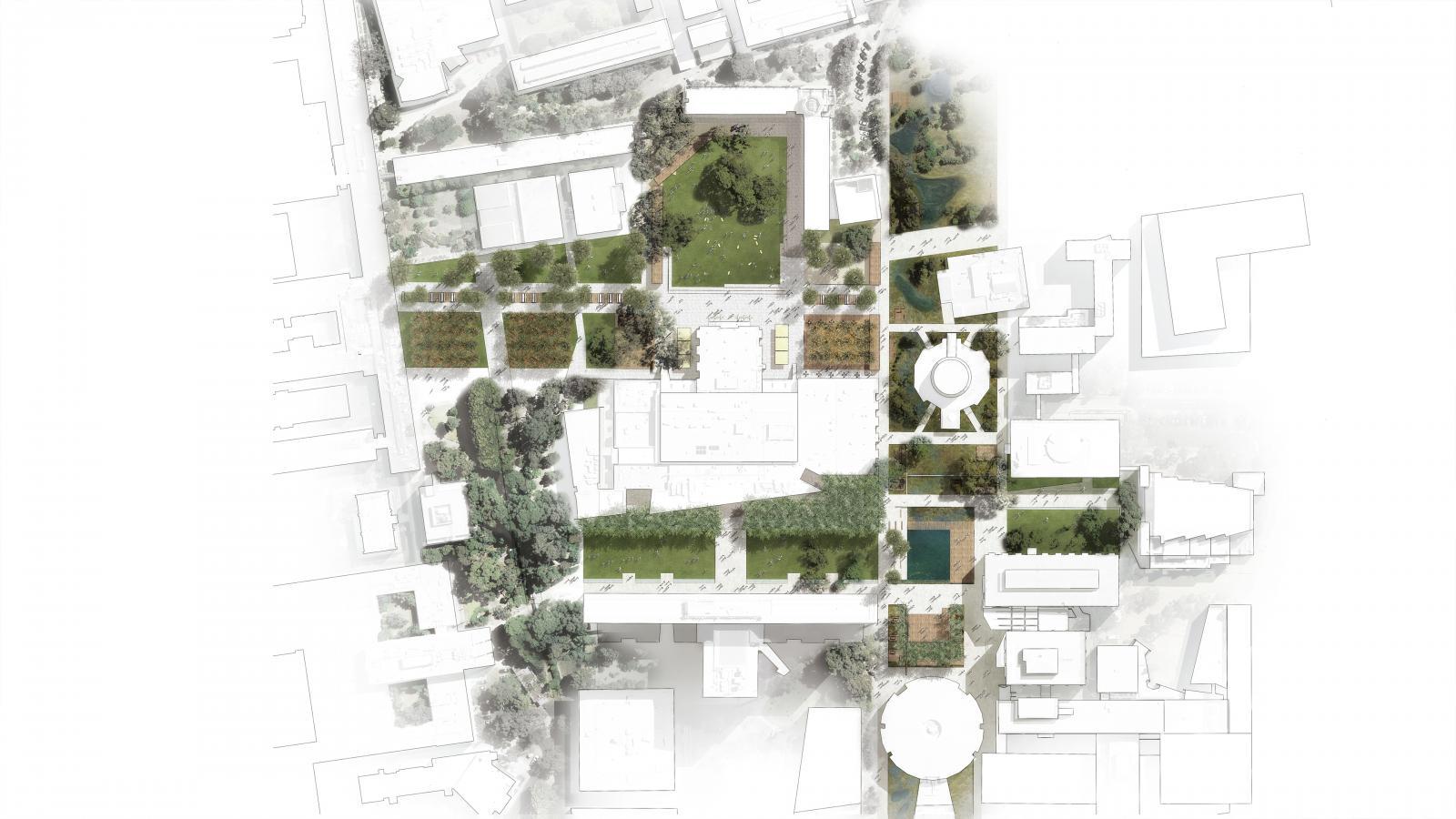 Monash Central Precinct Revitalisation Photo 1