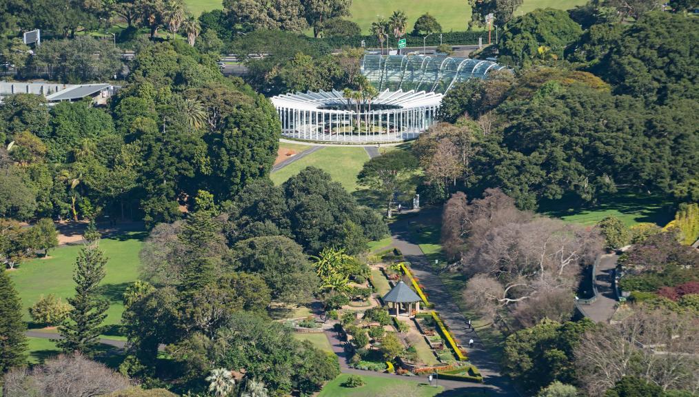 The Calyx, Royal Botanical Gardens