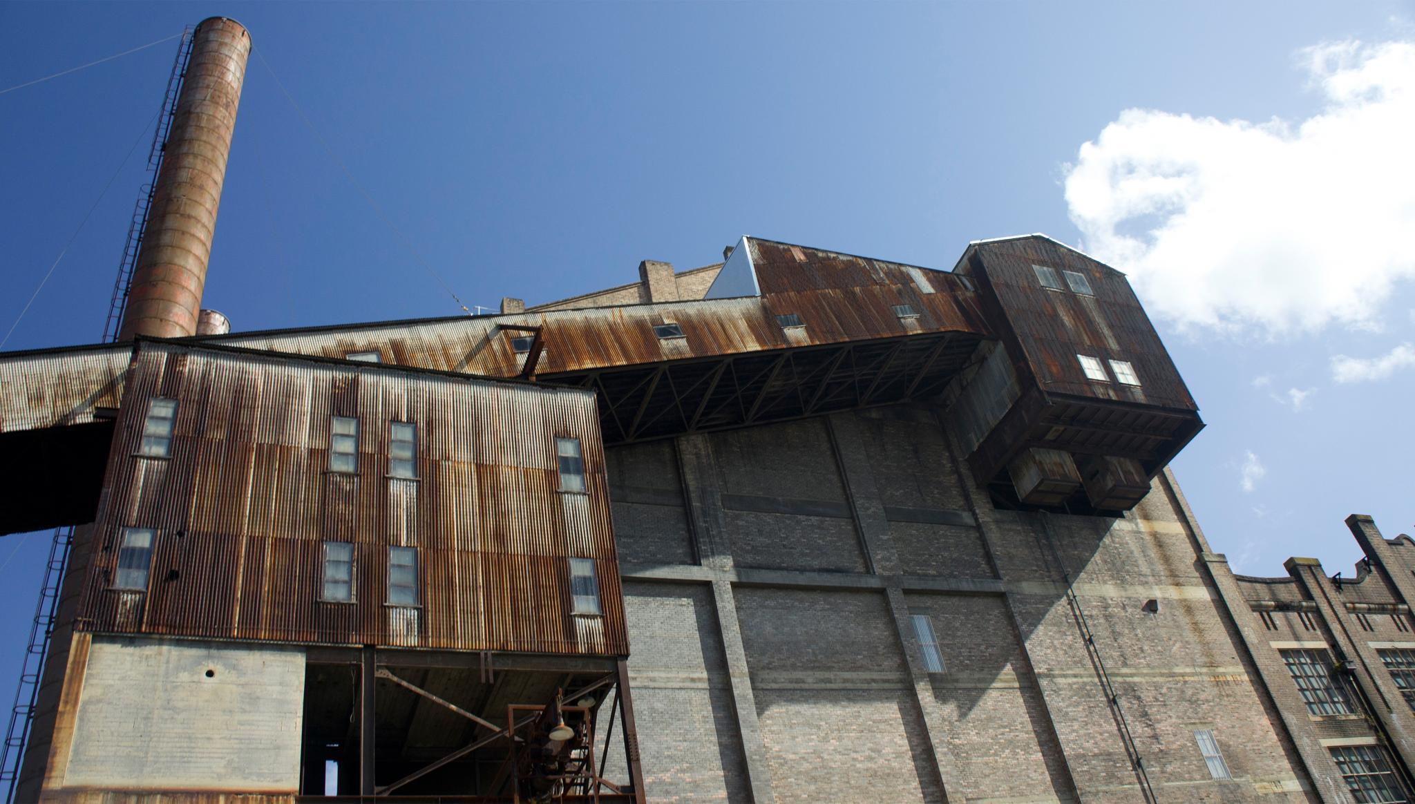 White Bay Power Station Urban Design Framework
