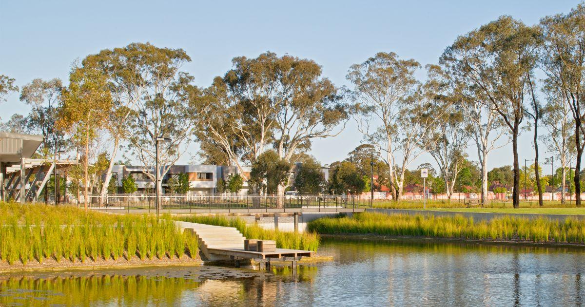 Fairwater Community Park Projects Mcgregor Coxall